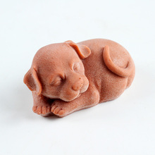 Soap Molds Silicone 3D Lovely dog Making Mold Craft Handmade Mould