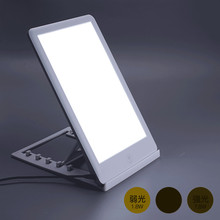 SAD Therapy Light 3 Modes Seasonal Affective Disorder Phototherapy 6500K Simulating Natural Daylight Lamp