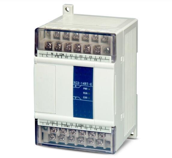 все цены на  New XC3-14RT-E PLC CPU AC220V 8 DI NPN 6 DO Relay&Transistors  онлайн