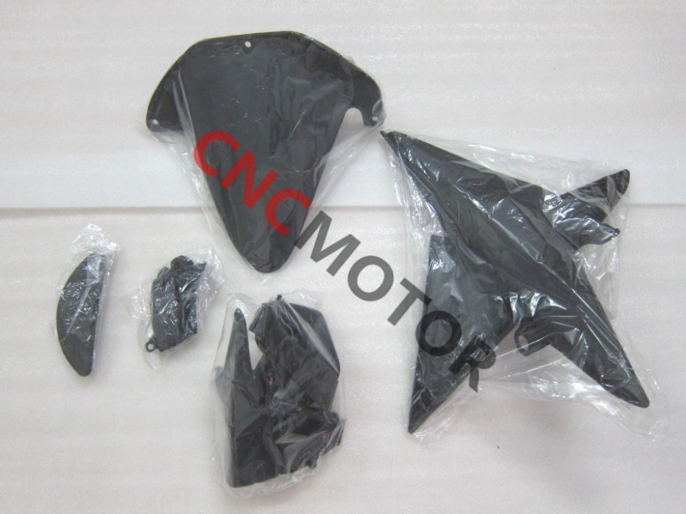 Individual Plastic Parts Unpainted Fairing kit Front. Side. Tank Cover. Tail Fairing For Honda CBR600RR F5 2003 2004 03 04