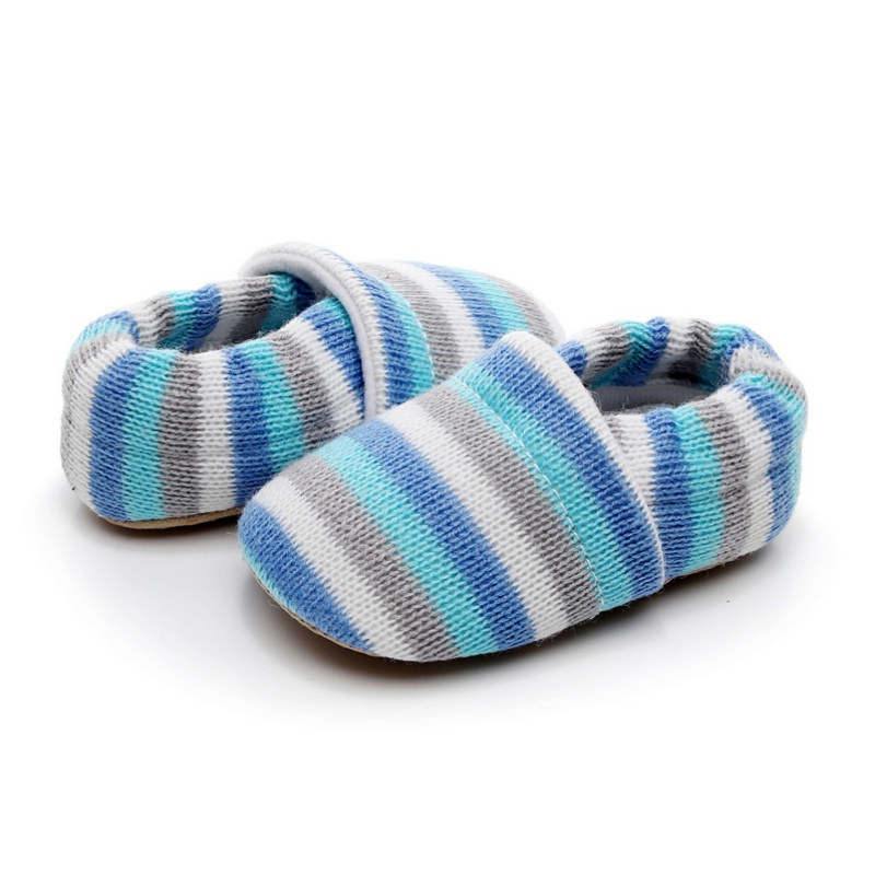 Fashion Soft Baby Boy Shoes Cotton Shoes Baby Moccasins Multicolor Handmade Toddler Girls Shoes for Kids 0-24M 5 Style