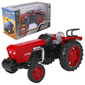 Diecasts & Toy Vehicles, 1:18 alloy tractors, metal engineering vehicles,farmer cars,High-quality collection model,wholesale