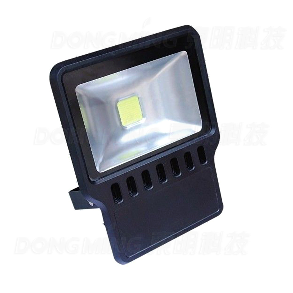 1pcs high lumen 8000LM led flood light bulbs AC85 265V led spotlight 100W led outdoor flood light warm white IP65 waterproof