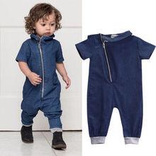 Крутой Детский комбинезон для маленьких мальчиков и девочек; милый Модный комбинезон с длинными рукавами для малышей; комплект одежды; цельнокроеная одежда для малышей