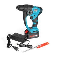680W 220V 7800AH 3200rpm Electric Hammer Impact Drill Cordless Power Electric Drill 2 Operating Modes For