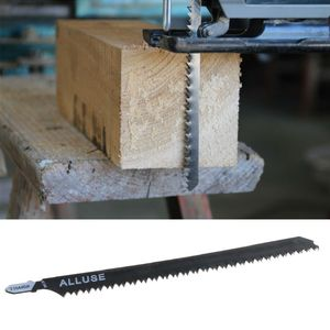 Extra Long HCS Reciprocating Saw Blade For Wood Fast Cutting Woodworking Safety For Home DIY