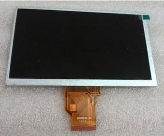 Hot Selling TIANMA 7.0 Inch 50PIN TFT LCD Display Screen (16:9) TM070RDH25 Tablet PC Screen (3mm Thickness) Lcd Display
