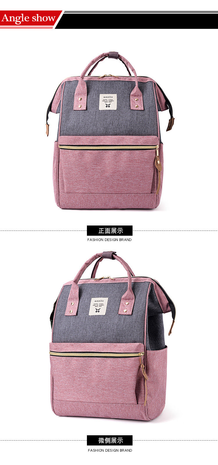 HTB1fpgCPSzqK1RjSZFLq6An2XXaL 2019 Korean Style oxford Backpack Women plecak na laptopa damski mochila para adolescentes school bags for teenage girls