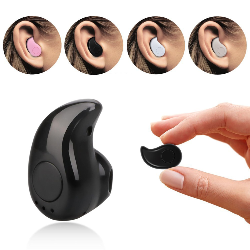 Wireless Headphone Bluetooth Earphone Earbuds With Mic Mini Invisible Bluetooth Headset MP3 Stereo Sound S530 For XIAOMI