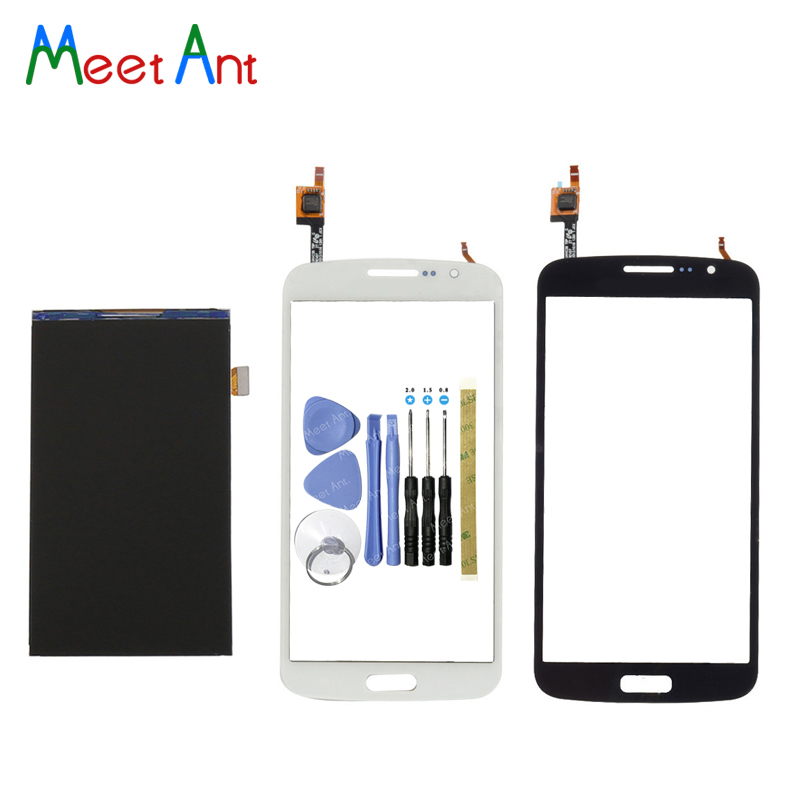 New High Quality 5.25 For Samsung Galaxy Grand 2 Duos G7105 G7106 G7108 G7102 Lcd Display With Touch Screen Digitizer Sensor
