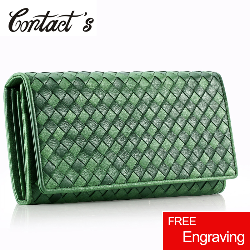 New Women Wallets Ladies Clutch Female Fashion Leather Bags Passport purses Card Holders Cell Phone Cash