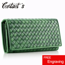 New Women Wallets Ladies Clutch Female Fashion Leather Bags Passport purses Card Holders Cell Phone Cash Wallet Big Capacity