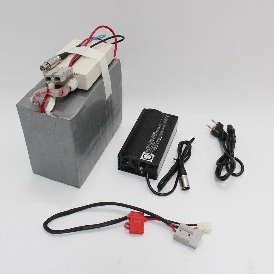ConhisMotor 36 V 30AH LifePO4 Batterie avec BMS Et 5A Chargeur Rapide Pour Ebike Électronique Vélo Scooter