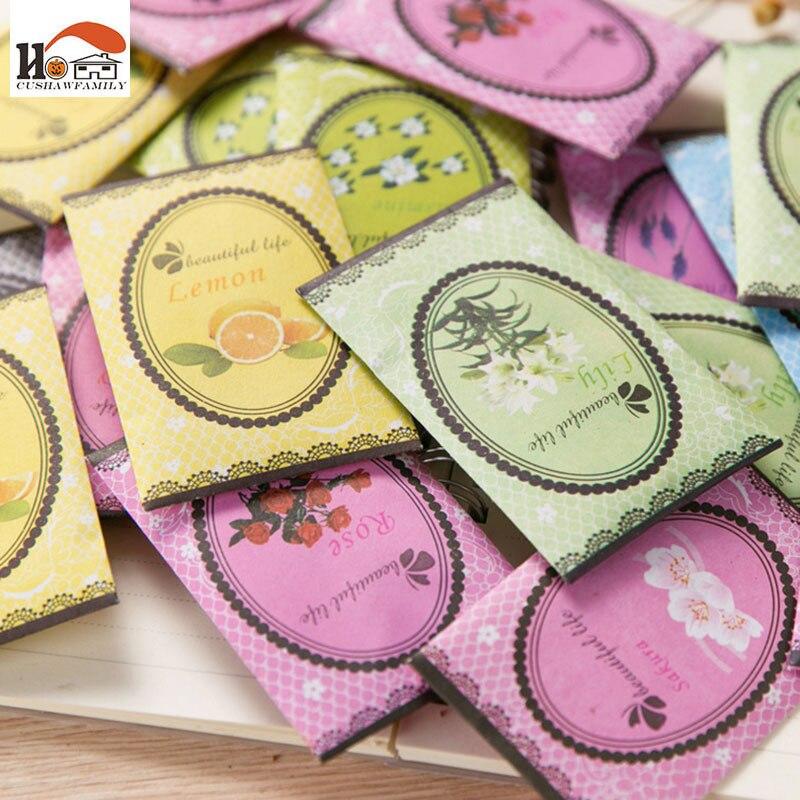 Perfume-Bags Scented Natural-Flowers Mini 70 1pcs Fragrance Sachet Wardrobe Drawer Bedroom