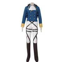 Attack on Titan Shingeki no Kyojin Levi Ackerman Survey Corps Cosplay Costume Custom Made