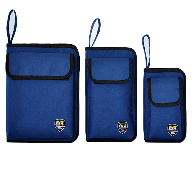 Professional Electricians Tool Bag Hard Plate Kit Tool Bag Set Multifunctional Kit Bag