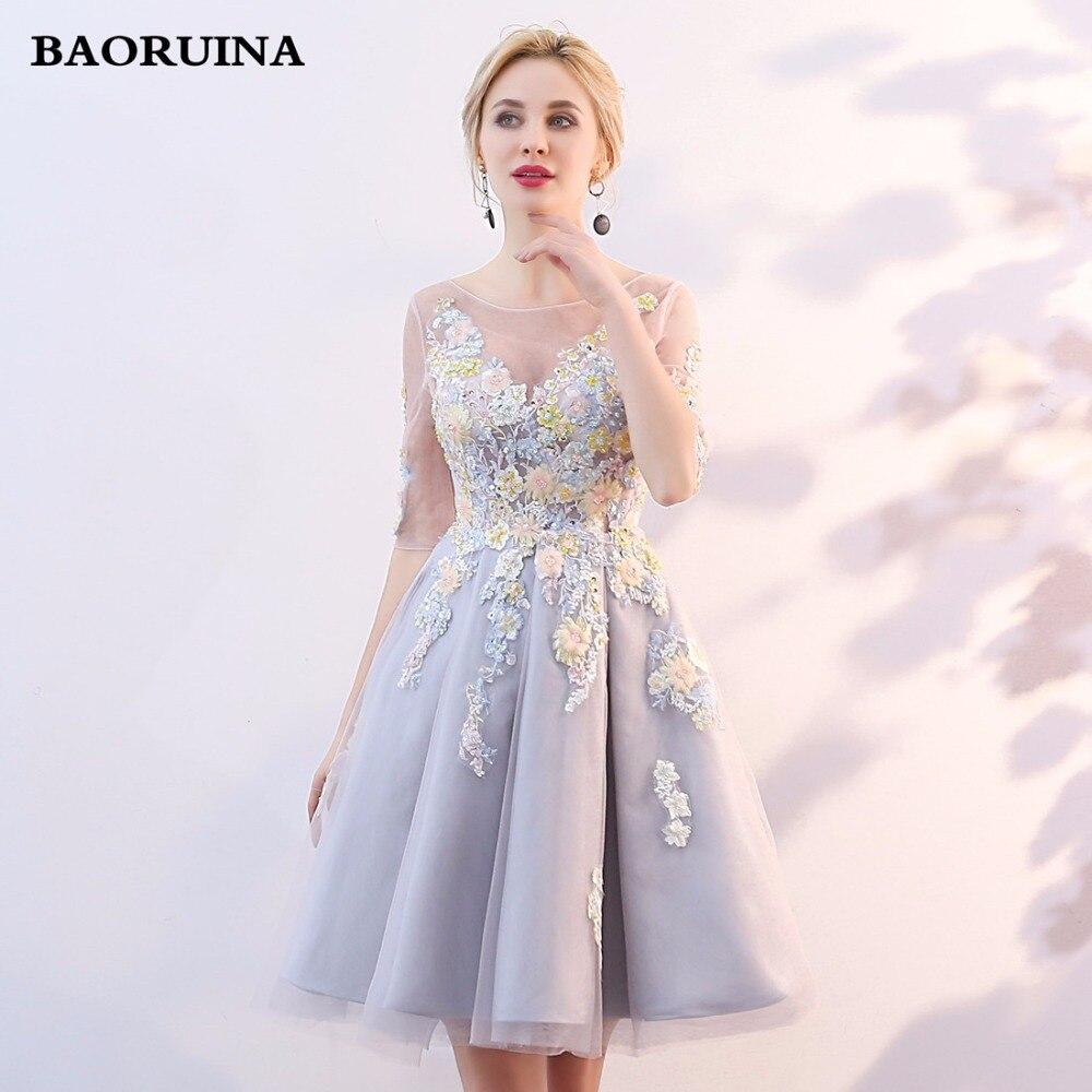 Hot sale elegant evening dress party dresses appliques dress Beading ...