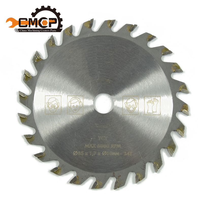 цена на 85mm 24 Teeth TCT Circular Saw Blade Wheel Discs For Wood Cutting