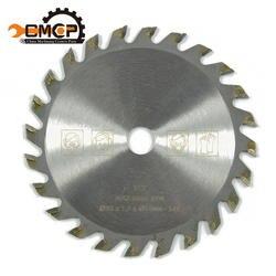 85 мм 24 зубы Циркулярная Пила TCT Лезвия колеса диски для резки древесины