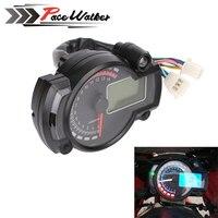 2016 2017 15000rpm Modern KOSO RX2N Similar LCD Digital Motorcycle Odometer Speedometer Adjustable MAX 299KM H