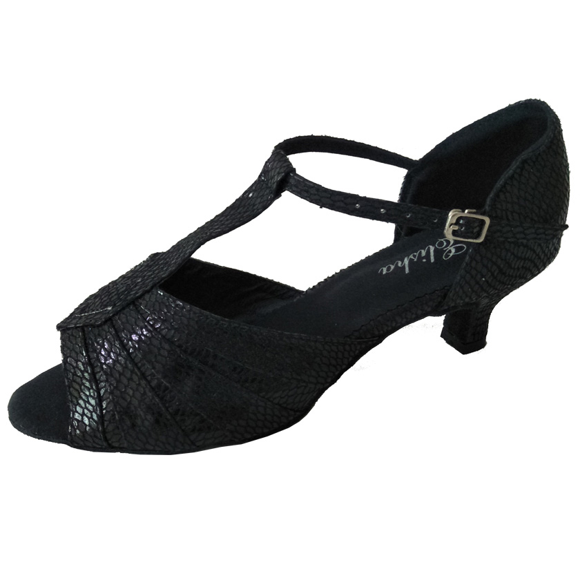 Customized Heel Women Salsa Latin Shoes