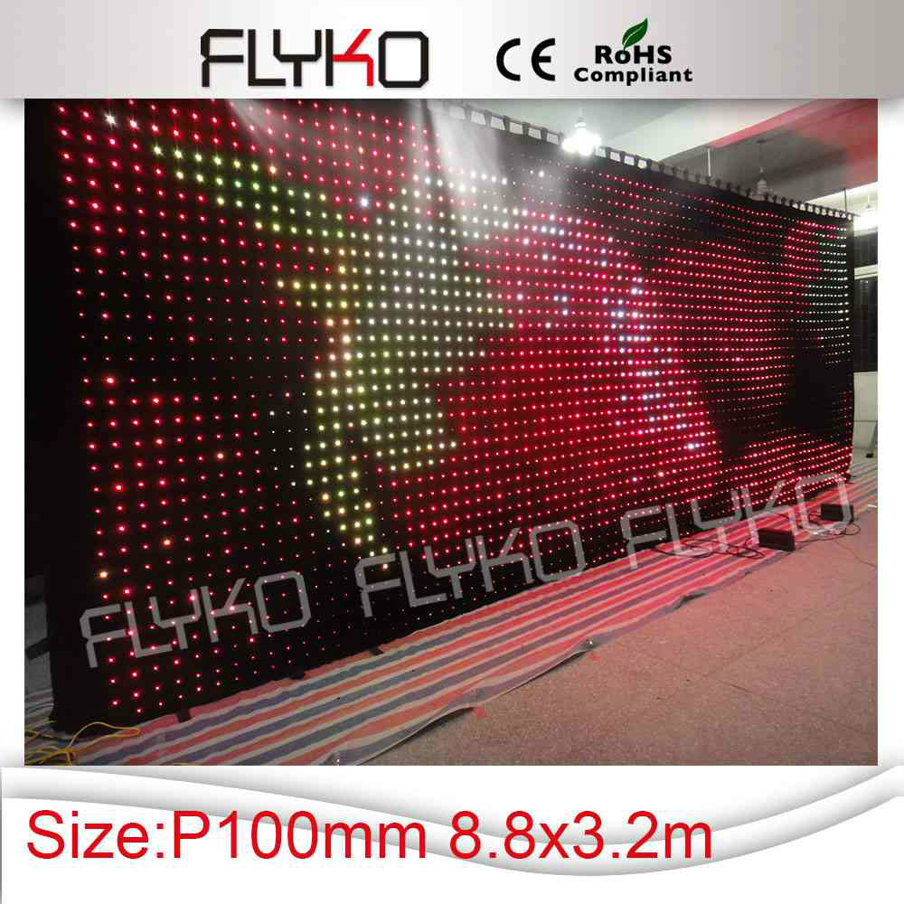 Led curtain concert -  Indoor Used Stages For Concerts Soft Led Video Curtain Xx Photos
