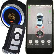 gsm gps car alarm security system mobile