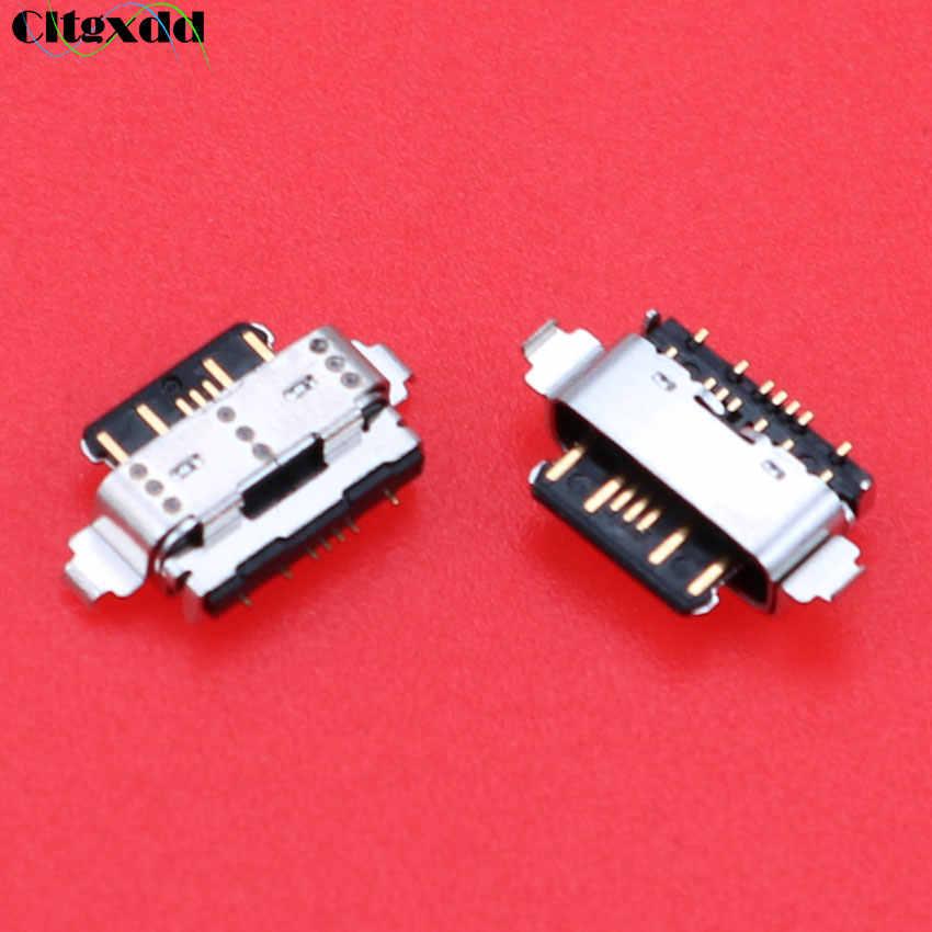 Cltgxdd 1 PCS מיקרו USB טעינת נמל מחבר שקע שקע תקע Dock לנוקיה X6 TA-1099/ 6 TA-1000 TA-1003/7 TA-1041