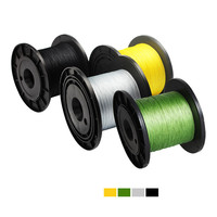 500M 4 Shares PE Braided Line Fishing Line Fire Wire Fish Wire Fishing Gear PE500MC BZ500m