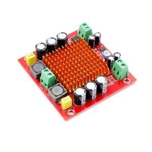 Image 2 - XH M544 DC 12V 24V 150W TPA3116DA TPA3116 D2 Mono Kanal Digital Power Audio Verstärker Amp Board Mit vorverstärker NE5532
