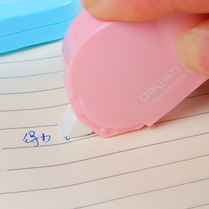 1Pcs Cute Kawaii Mini Small Fresh Creative Clouds Modeling 5m Correction Tape Candy Color DIY Kids Stationery XZD001C in Correction Tapes from Office School Supplies