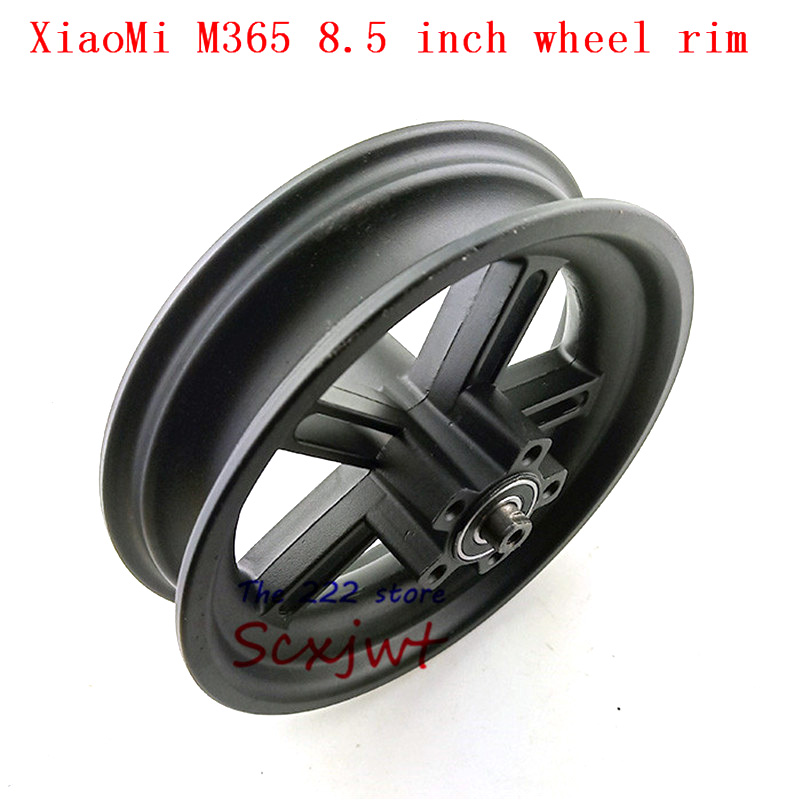 8.5 inch wheel rim with axle use 8 1/2X2 solid tyre Pneumatic tire fits for Xiaomi Mijia M365 Scooter rear wheels-in Rims from Automobiles & Motorcycles on AliExpress - 11.11_Double 11_Singles' Day 1