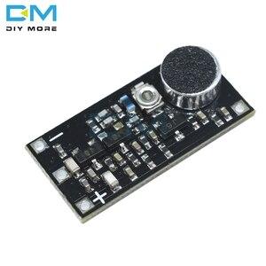 Image 1 - 88 115MHz Modulo Trasmettitore FM con Microfono DC 2V 9V 9mA Senza Fili Dellautomobile FM Radio Trasmettitore per Arduino trasporto libero Del Telefono FAI DA TE