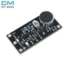 88 115MHz moduł nadajnika FM z mikrofonem DC 2V 9V 9mA bezprzewodowy samochód FM Radio Trasmitter pokładzie dla Arduino telefon DIY