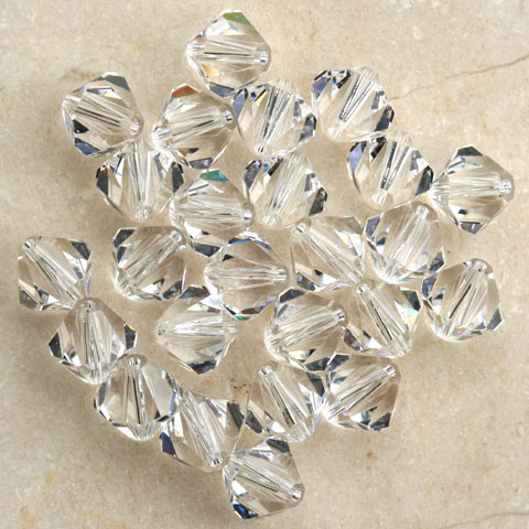 Free shipping! AAA 5301 Crystal Clear color 3mm 4mm 5mm 6mm 8mm  Crystal Glass Bicone Beads. free shipping aaa 5301 white opal color 3mm 4mm 5mm 6mm 8mm crystal glass bicone beads