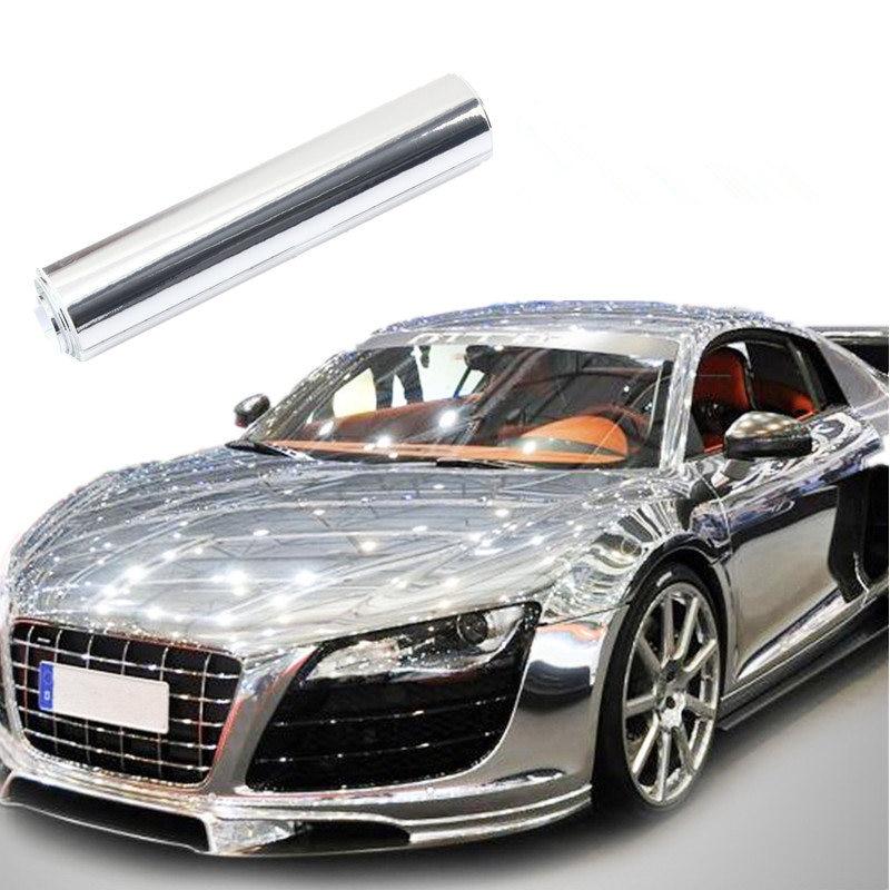 Vue arri/ère film de miroir de voiture /étanche /à la pluie film de miroir /étanche anti-bu/ée nano glaze film de voiture pour r/étroviseurs et vitres lat/érales de voiture