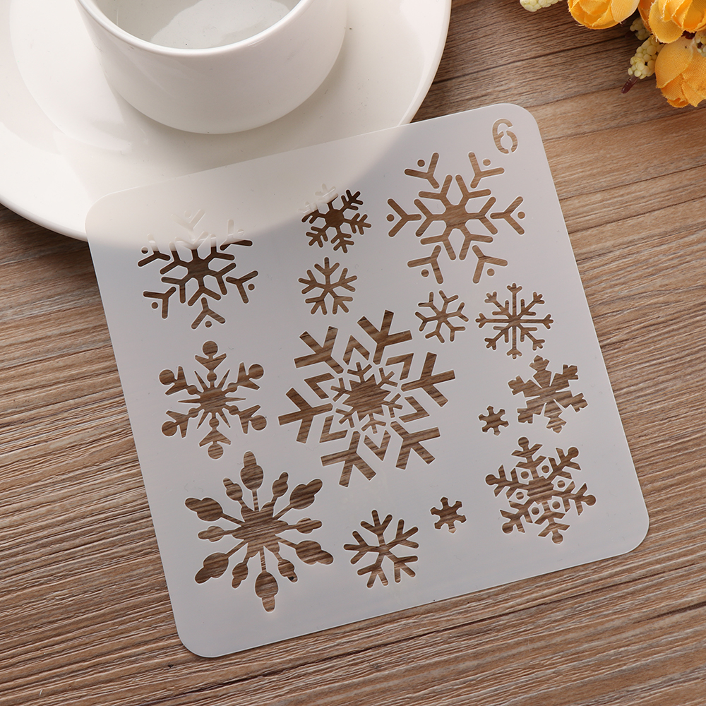 Snowflake DIY Craft Hollow Layering Stencils For Wall Painting Scrapbooking Stamp Album Decorative Embossing Paper Card - 32845177425,356_32845177425,0.59,aliexpress.com,Snowflake-DIY-Craft-Hollow-Layering-Stencils-For-Wall-Painting-Scrapbooking-Stamp-Album-Decorative-Embossing-Paper-Card-356_32845177425,Snowflake DIY Craft Hollow Layering Stencils For Wall Painting Scr