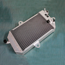 Jungle Army ATV Parts accessories ALUMINUM RADIATOR For YAMAHA BANSHEE YFZ350 1987-2007 accessories engine cooling parts