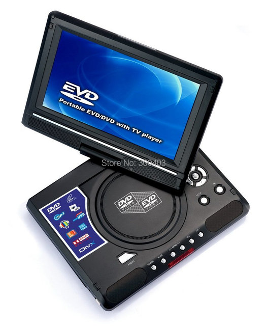 best 9 inch portable dvd player with tvgameusb