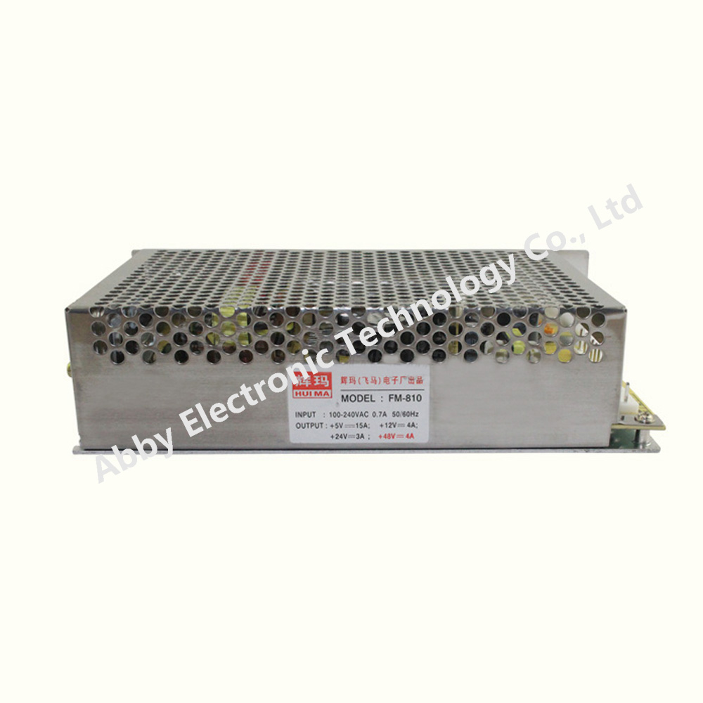 DC48V 24V 12V 5V 6A 4A 2A 4A 400W Switching Power Supply Source