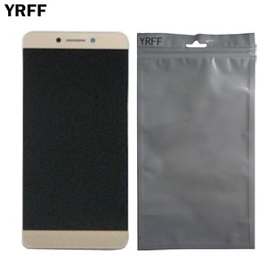 Image 4 - Mobile LCD Display Assembly Screen LCD Matrix Screen Display For LEAGOO T8S T8 S LCD Display + Touch Screen Tools Protector Film