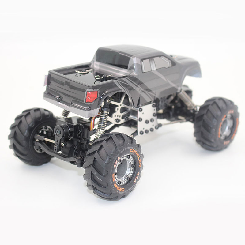 2098B 1:24 2.4Ghz Car-styling Remote Control Rock Crawler RC Driving Car Model EU Plug