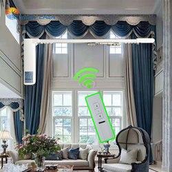 EWAY CASA Individuelle Motorisierte Vorhang Motor Automatische Vorhang Schiene Elektrische Vorhänge Track für Smart Home Keine. CM_CMJ _ Track 1,2 N
