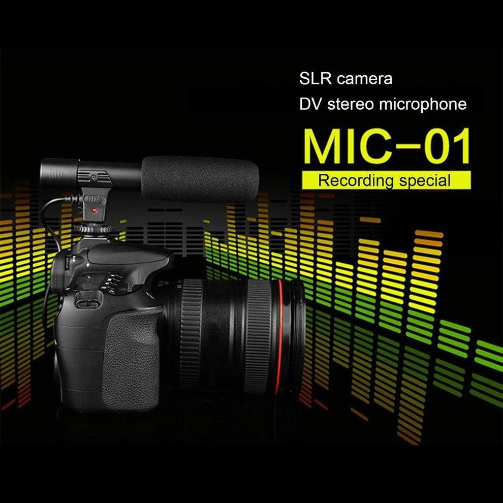 5PCS 3.5mm Studio Digital Video DV Camera Stereo Recording Microphones Back Electret Condenser Clear Vocal Pick Up5PCS 3.5mm Studio Digital Video DV Camera Stereo Recording Microphones Back Electret Condenser Clear Vocal Pick Up