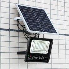 Водонепроницаемый садовый светильник на солнечной батарее с