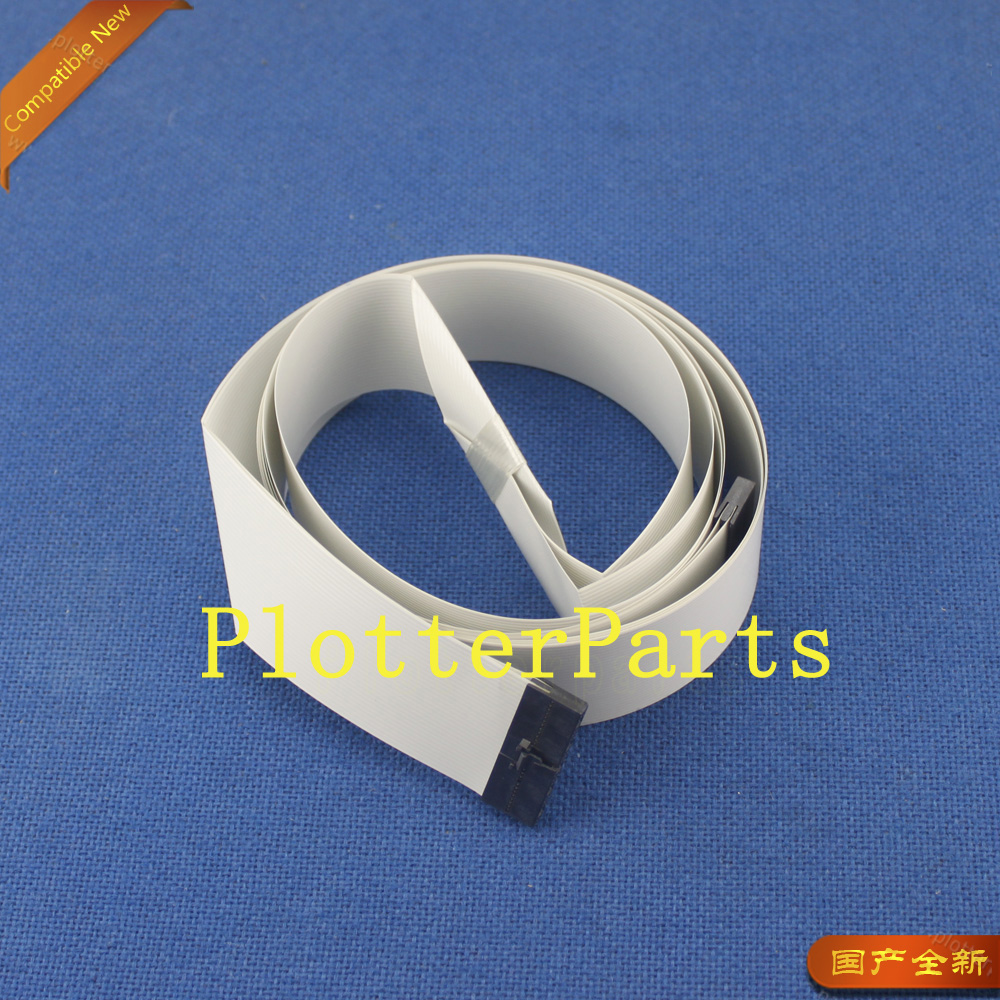 C4714-69181 New (Compatible) trailing cable 36inch(E-size) for HP DesignJet 230 250 330 350 430 450 455 488 Free shipping