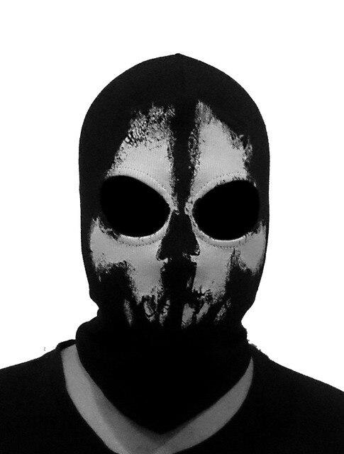 (Fast shipping) NEWest Balaclava Hood Full Face Masks For Ghosts Skull Bike Skiing Hood Ski Mask 4