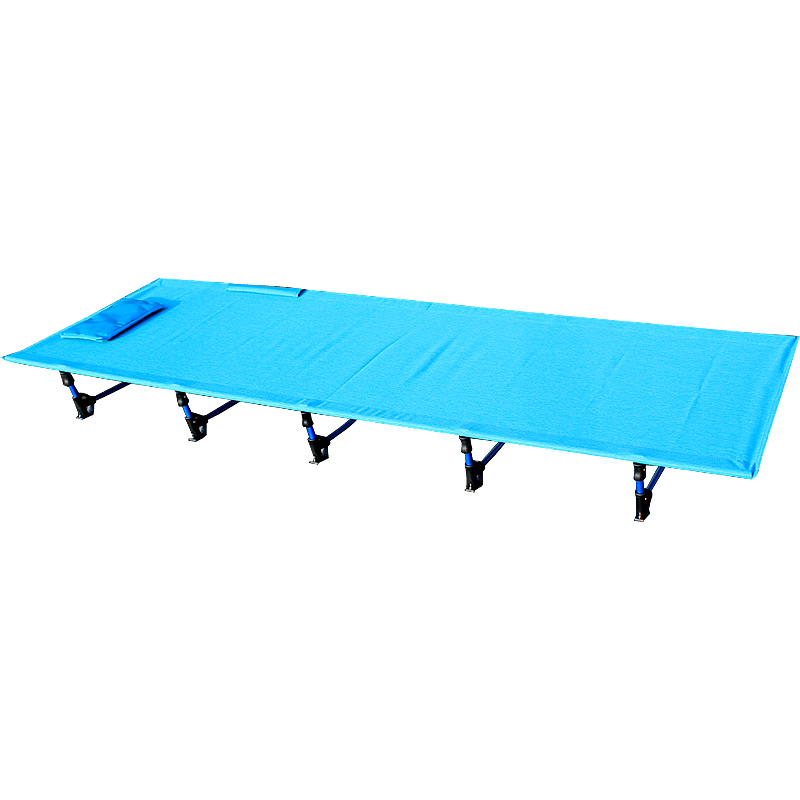 Camping folding beds single bed portable camping bed