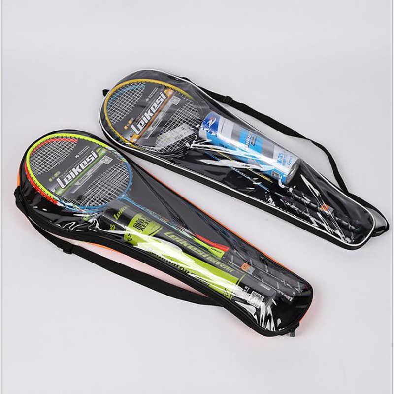 Crossway Professional Light Weight Carbon Badminton Rackets raquette de 1 Pair
