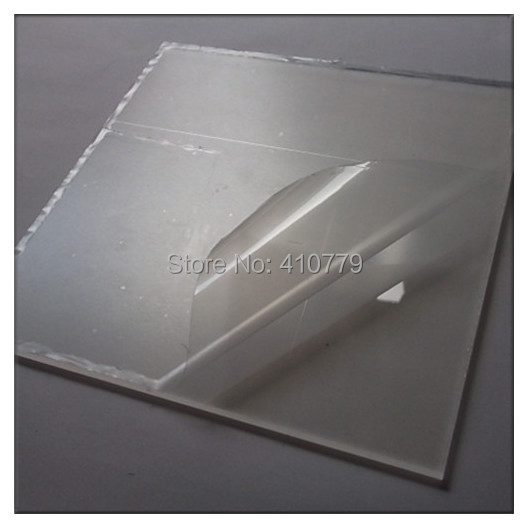Thz Building Glass Acrylic Plexiglass Clear Sheets 305x305x6mm